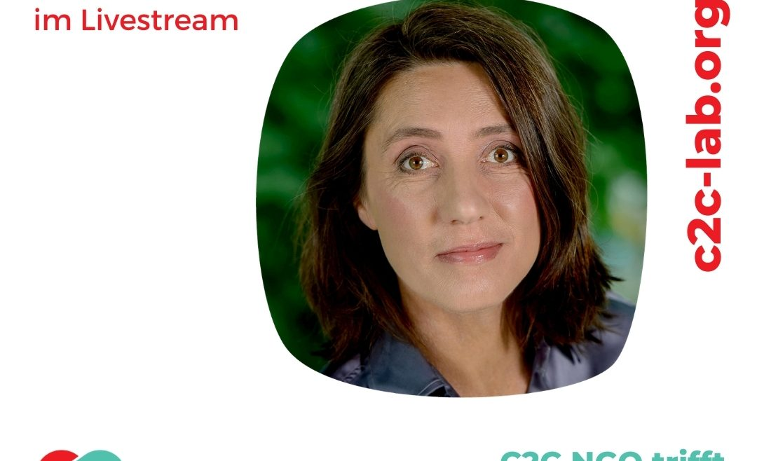 LAB Talk mit Dr. Ellen Ueberschär, 4. Juni, 15 Uhr